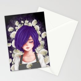 Touka Kirishima Stationery Cards