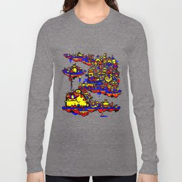 Slug City Long Sleeve T-shirt