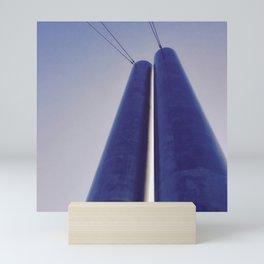 Soleri Bridge Mini Art Print