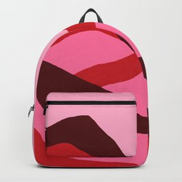 Climb red Backpack