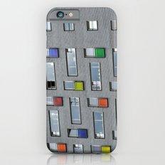 Coloured doors Slim Case iPhone 6s