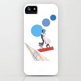 SAILOR II iPhone Case