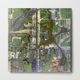 Codex 66 (Or, It's In My Kiss, Again) Metal Print