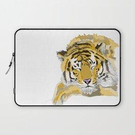 Sleepy Tiger Laptop Sleeve