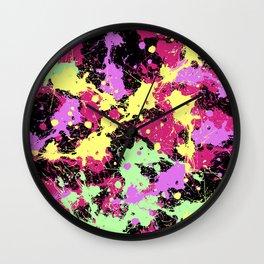 Abstract 19 Wall Clock
