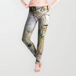 PLANT LOVER Leggings