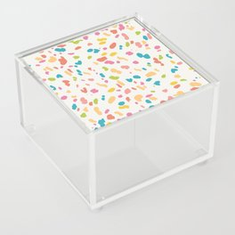 Colorful Animal Print Acrylic Box