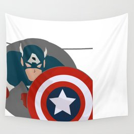 The first avenger Wall Tapestry