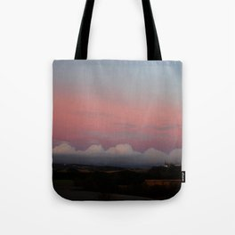 The wiew Tote Bag