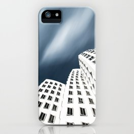 Liquid Sky iPhone Case
