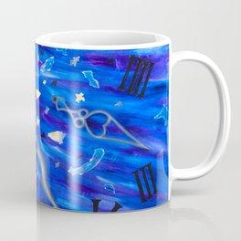 Shattered Time Coffee Mug