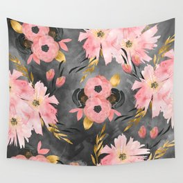 Night Meadow Wall Tapestry