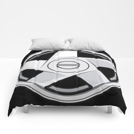Wheel Design Bolbo Hydra Comforters