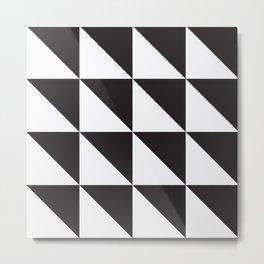 IKEA SILLERUP Rug Pattern Metal Print