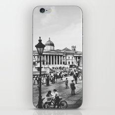 Trafalgar Square: B&W iPhone & iPod Skin