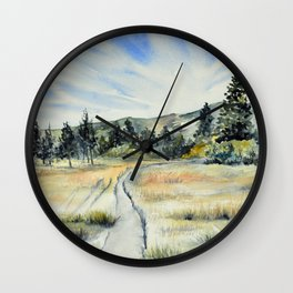 Verdi Glen Wall Clock