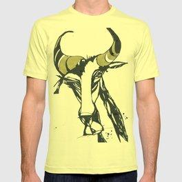 Golden Horn Goat T-shirt