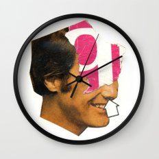 inhale Wall Clock
