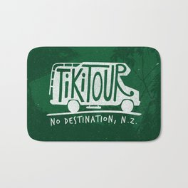 Tiki Tour Bath Mat
