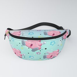 Pink Poo Fanny Pack