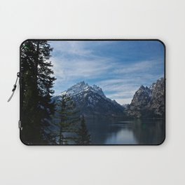 Jenny Lake/Tetons Laptop Sleeve
