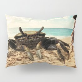 Seafood Picks on Someone It's Own Size Pillow Sham