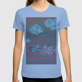 The eternal quest for happiness T-shirt