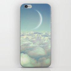 Dream Above The Clouds iPhone & iPod Skin