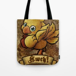 Chocobo Kwe ! Tote Bag