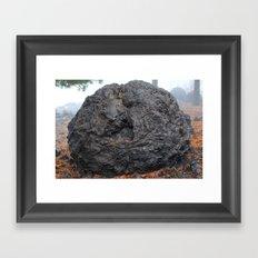 Tyfon Framed Art Print