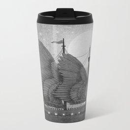 Night Odyssey  Metal Travel Mug
