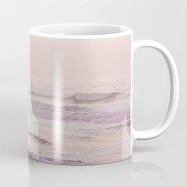 Dreamy Pink Pacific Beach Coffee Mug