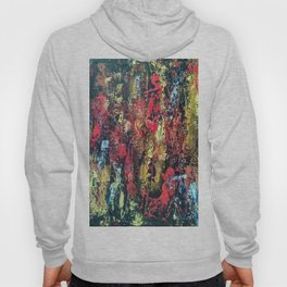 Abstract painting 103 Hoody