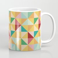 candy Mugs featuring Candy by According to Panda