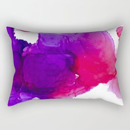 follow your heart and nothing else Rectangular Pillow
