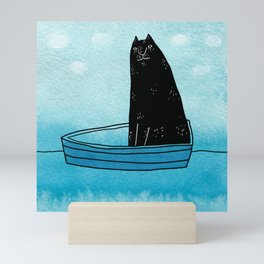 Boat Mini Art Print
