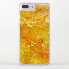 Aureum Clear iPhone Case