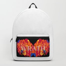 The Seven deadly Sins - WRATH Backpack