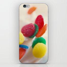 Cupcake III iPhone Skin