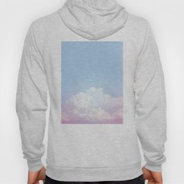 Dreamy Cotton Blue Sky Hoody