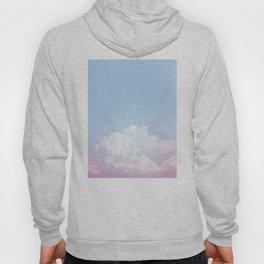 Dreamy Cotton Blue Sky Hoody
