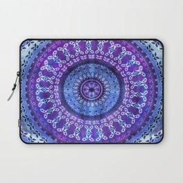 Hydrangea Mandala Laptop Sleeve