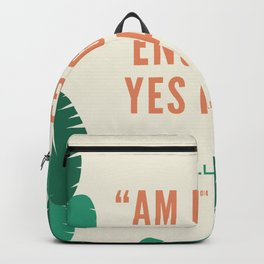 """""""Am I good enough? Yes I am.""""