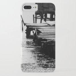 Fisher Dock iPhone Case