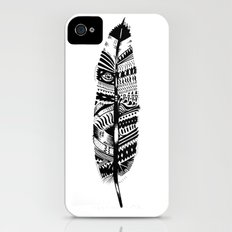 Feather time  iPhone (4, 4s) Slim Case