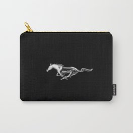 Mustang black Carry-All Pouch