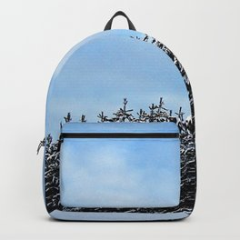 Christmas Tree Forest Backpack