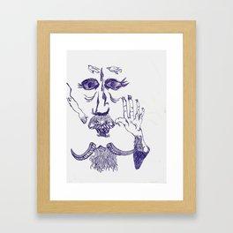 Eccentric  Framed Art Print