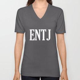 ENTJ Personality Type Unisex V-Neck