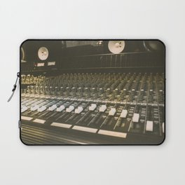Studio Mixing Board Laptop Sleeve